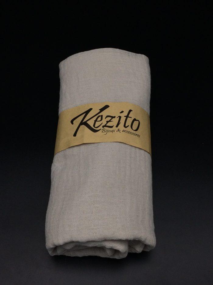 foulard uni