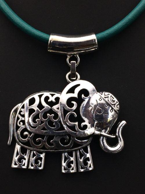Pendentif - Eléphant
