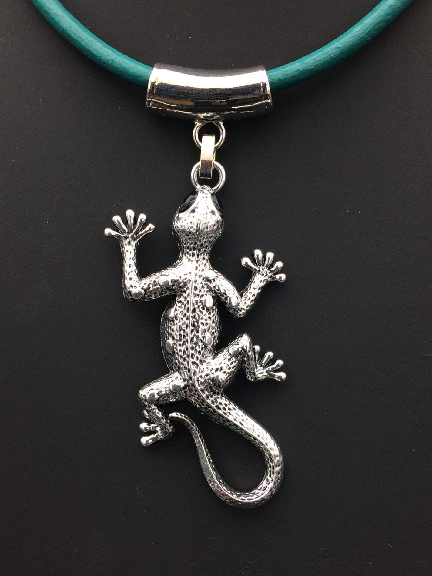 Pendentif - Gecko